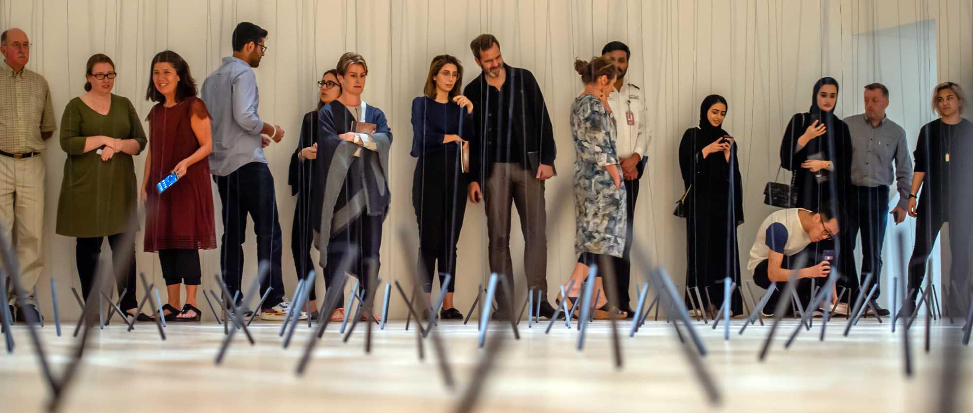 NYU Abu Dhabi MFA in Kunst und Medien