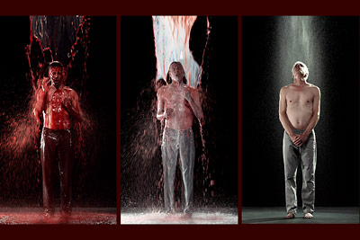 [Translate to ES:] Bill Viola - Visions of Time