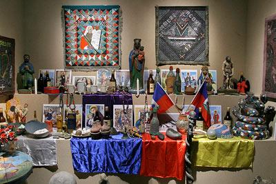 Vodou Altar
