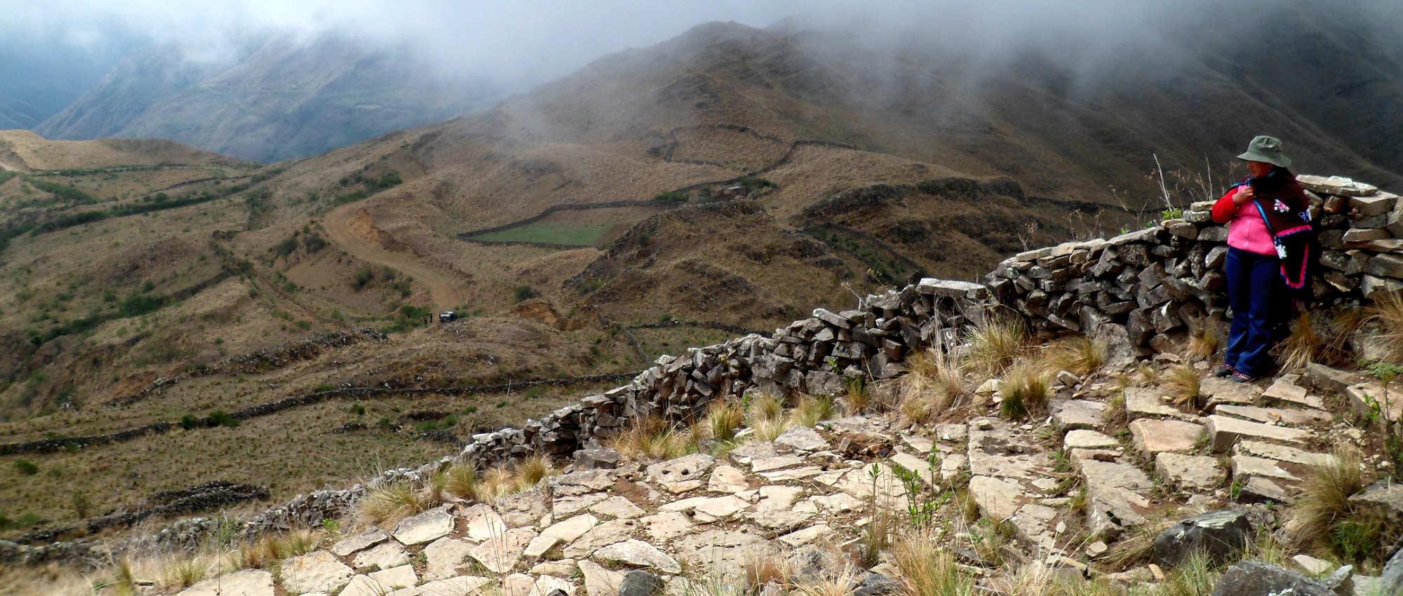 Qhapaq Ñan - Der Große Andenweg