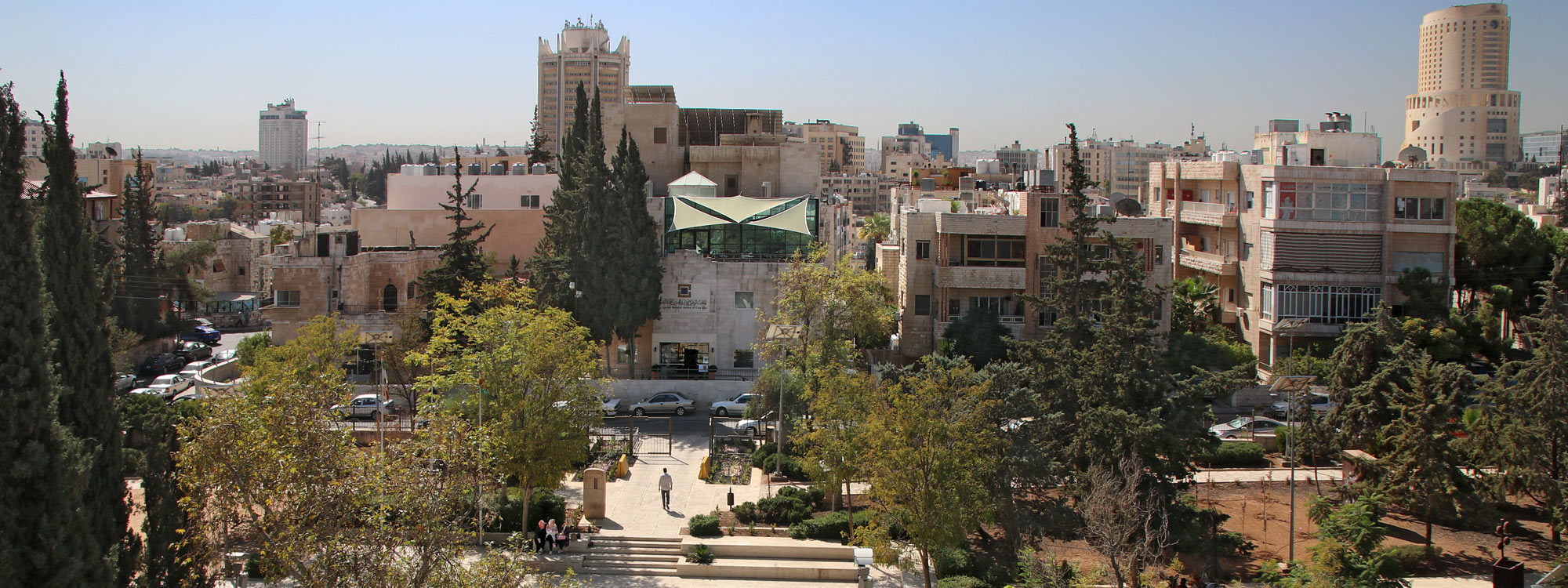 Amman: Contemporary Art & Heritage