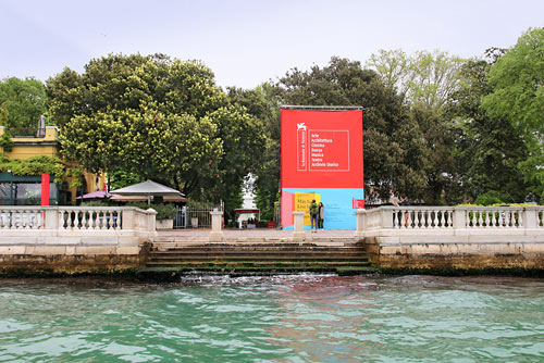 Giardini - Pavilions