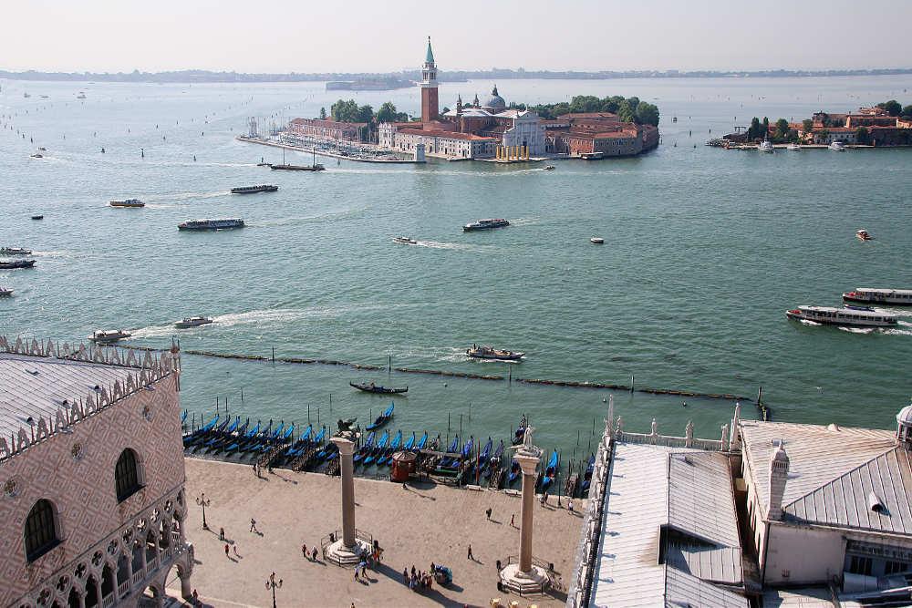 Isla de San Giorgio Maggiore