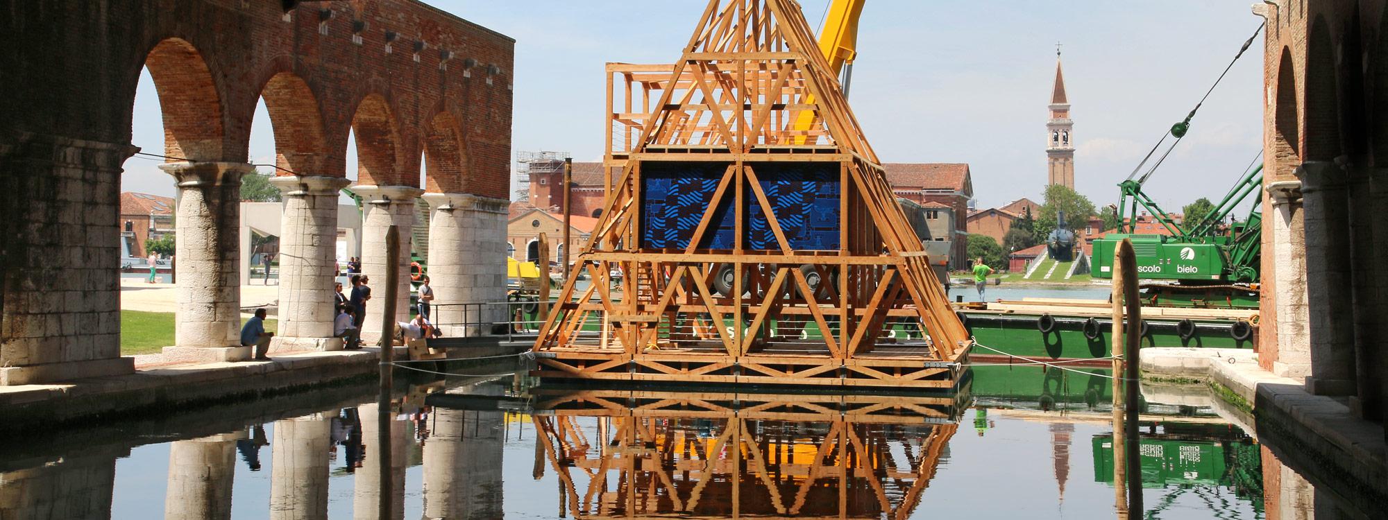 Exposición Central 2: Arsenale
