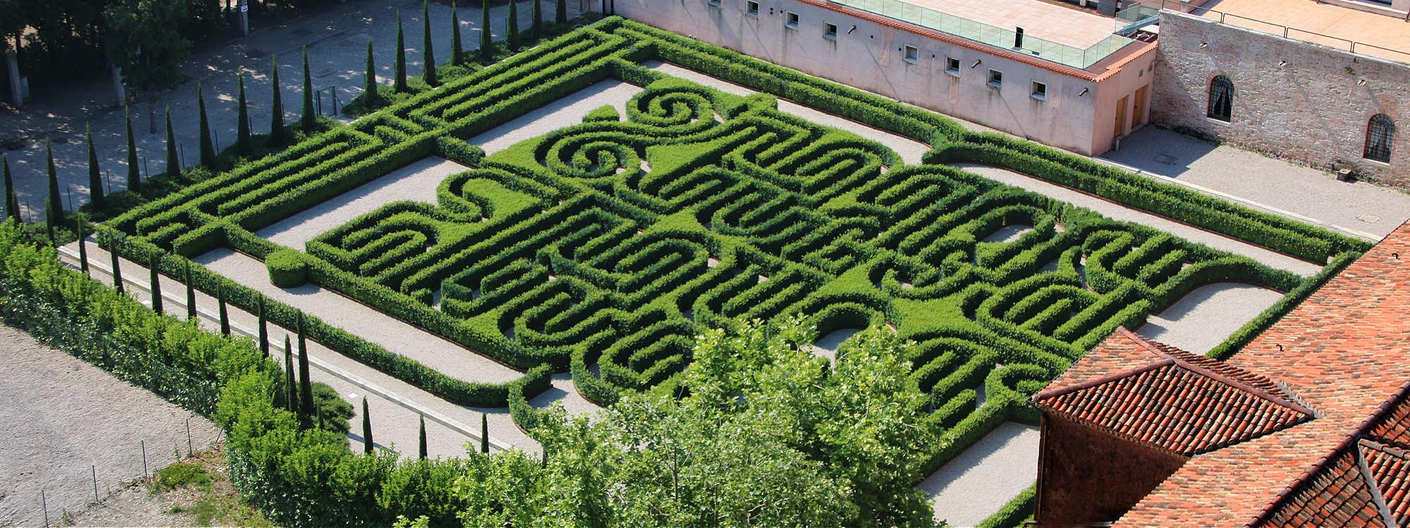 Laberinto de Borges en Venecia