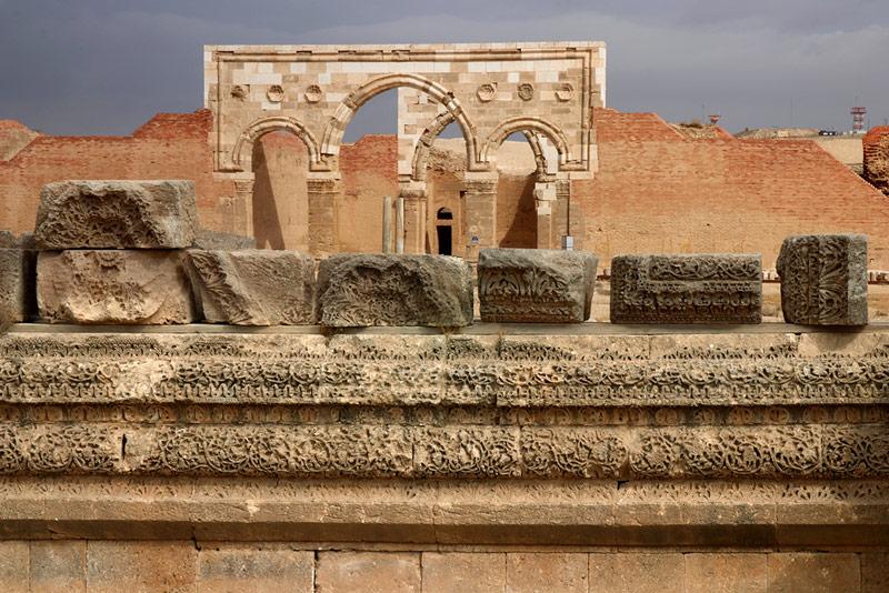 Qasr al-Mshatta