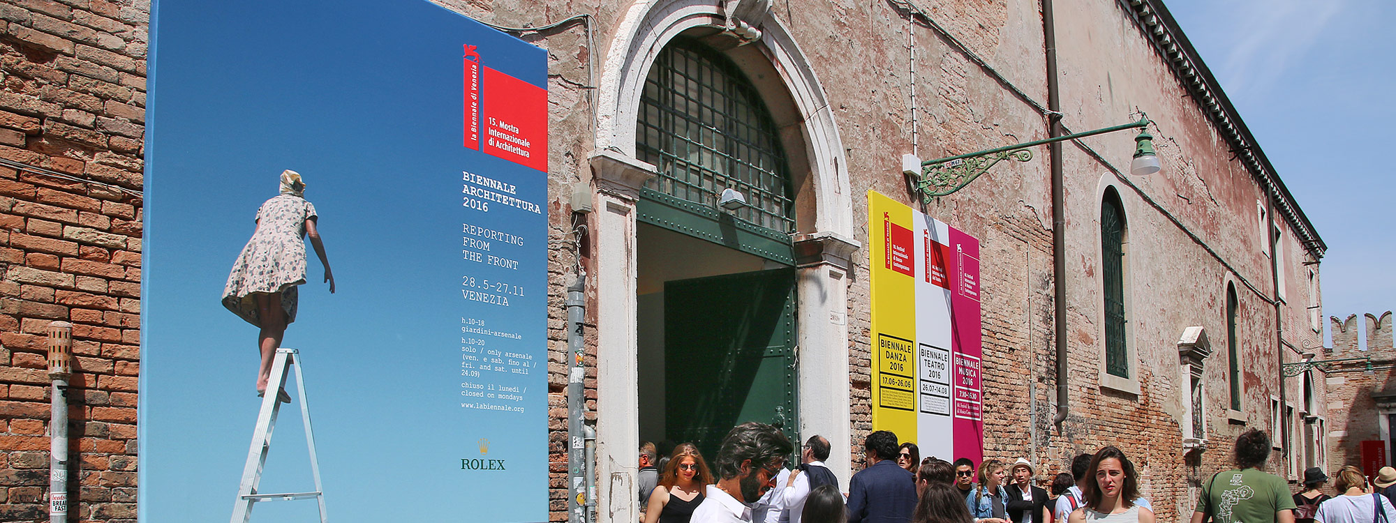 National Pavilions: Arsenale, City