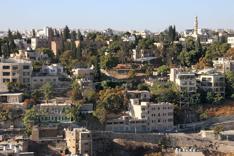 Jabal Amman: Wild Jordan, MMAG Foundation and more