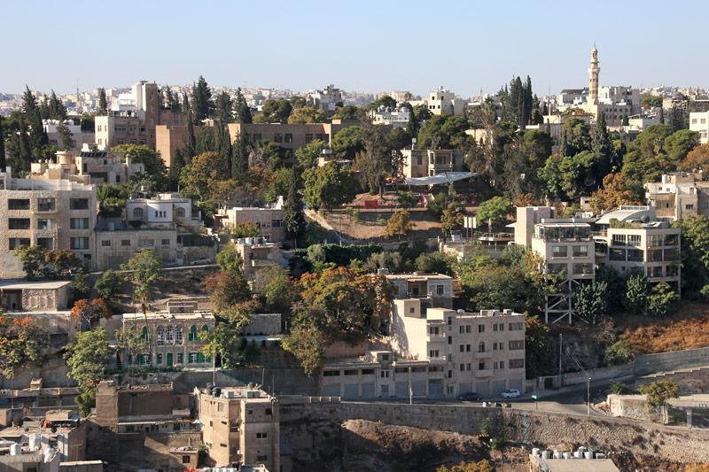 Jabal Amman: Fundación MMAG, Centro Wild Jordan y otros