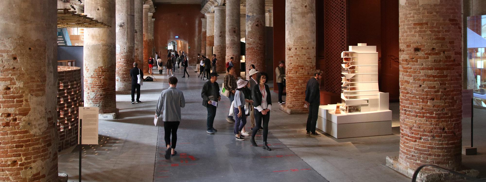 Architekturbiennale Venedig, 2018