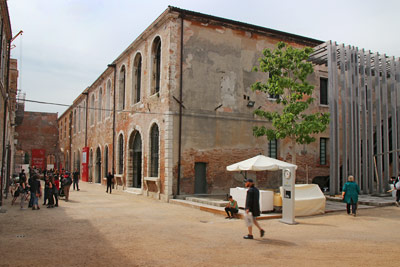 Pabellones - Arsenale