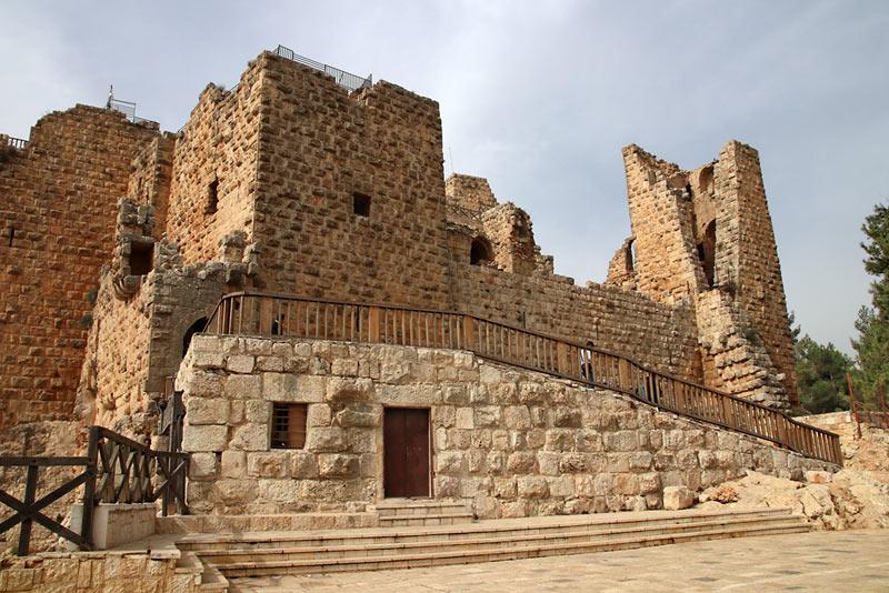 Castillo de Ajloun