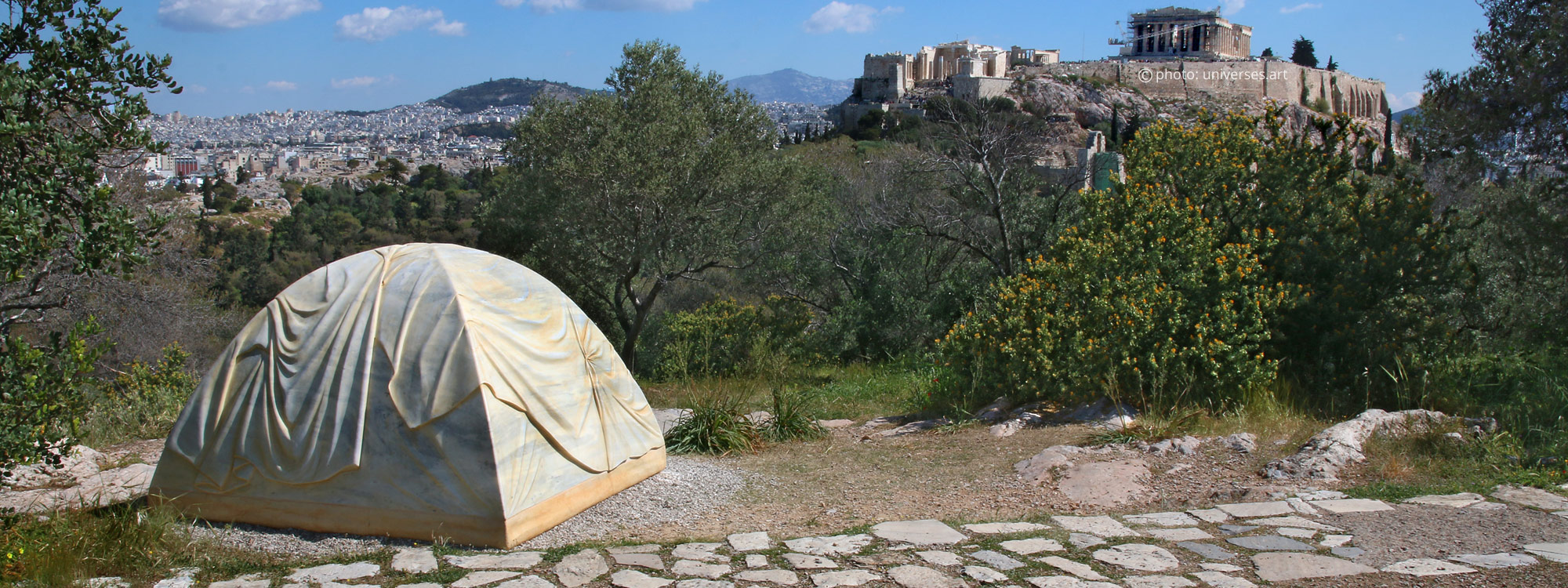 documenta 14 in Athen