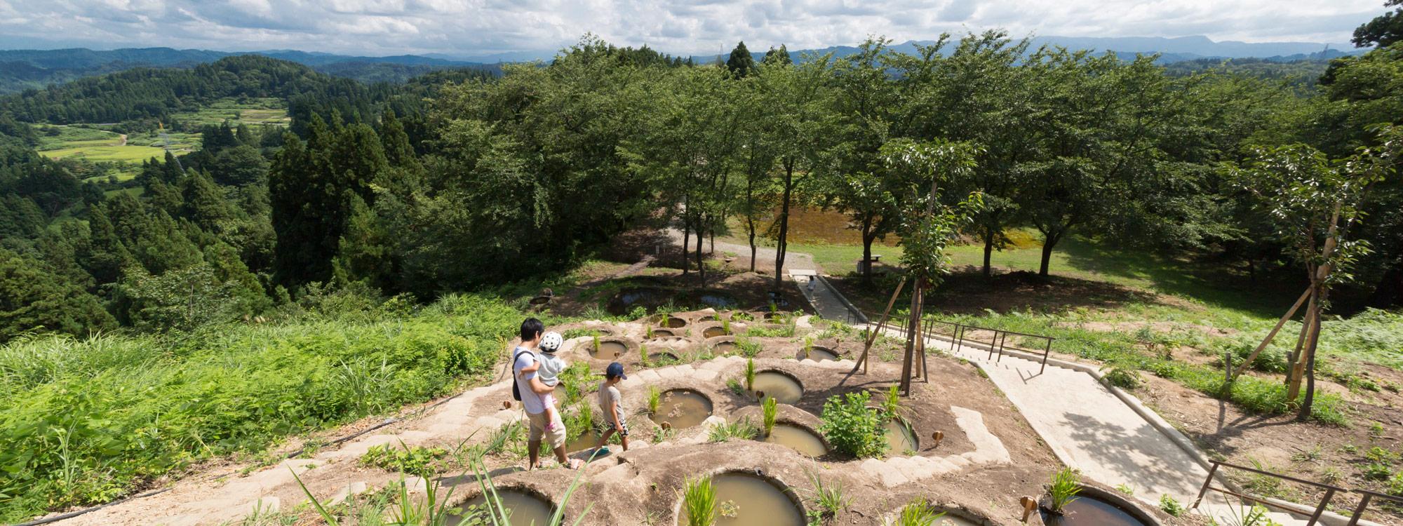 6ª Trienal de Echigo-Tsumari, 2015 - Gran Recorrido Visual
