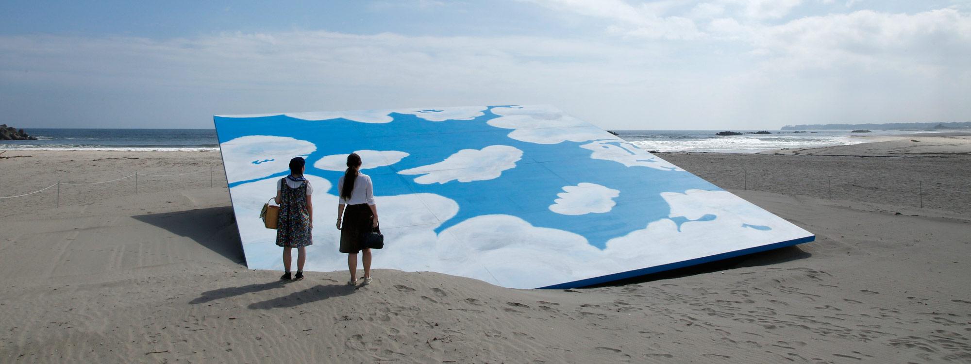 KENPOKU ART: Seaside Area