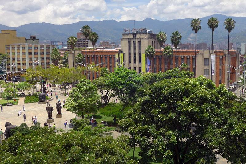 Kunst in Medellín