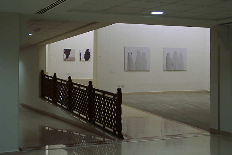 SB 2003 Tour: Sharjah Art Museum 2