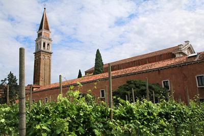 San Francesco della Vigna y alrededores
