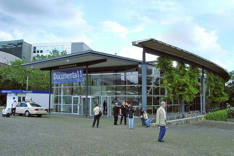 documenta-Halle