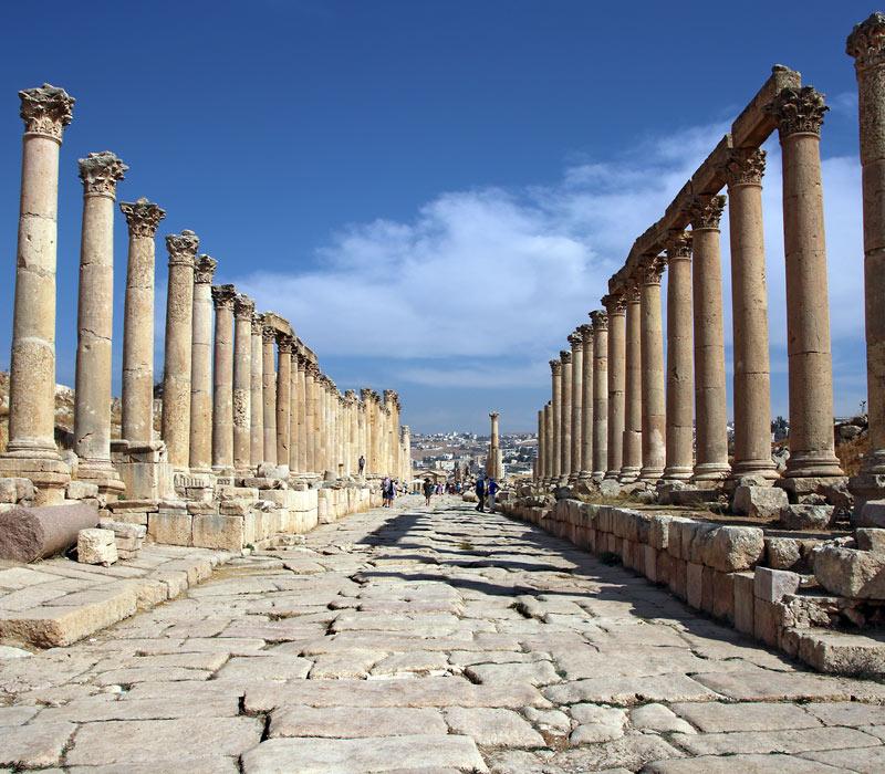 Tour Jerash - Parte 2