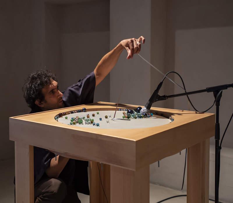 Tarek Atoui: Cycles in 11