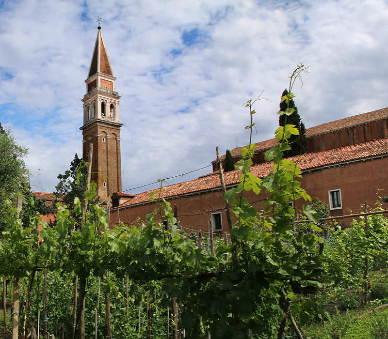 San Francesco della Vigna und Umgebung
