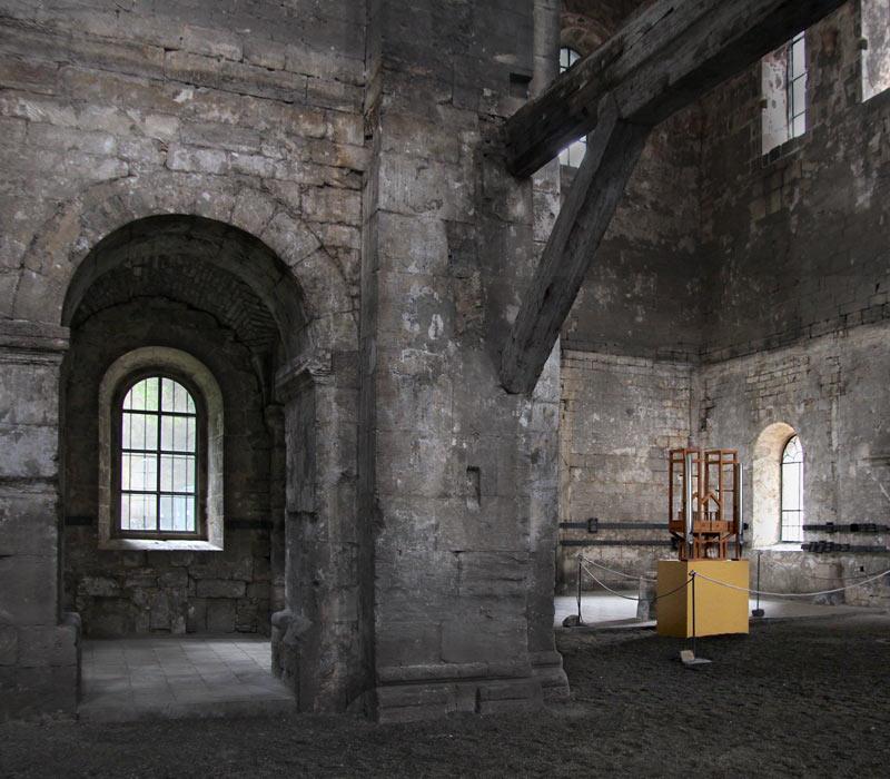 John Cage Organ Project in Halberstadt