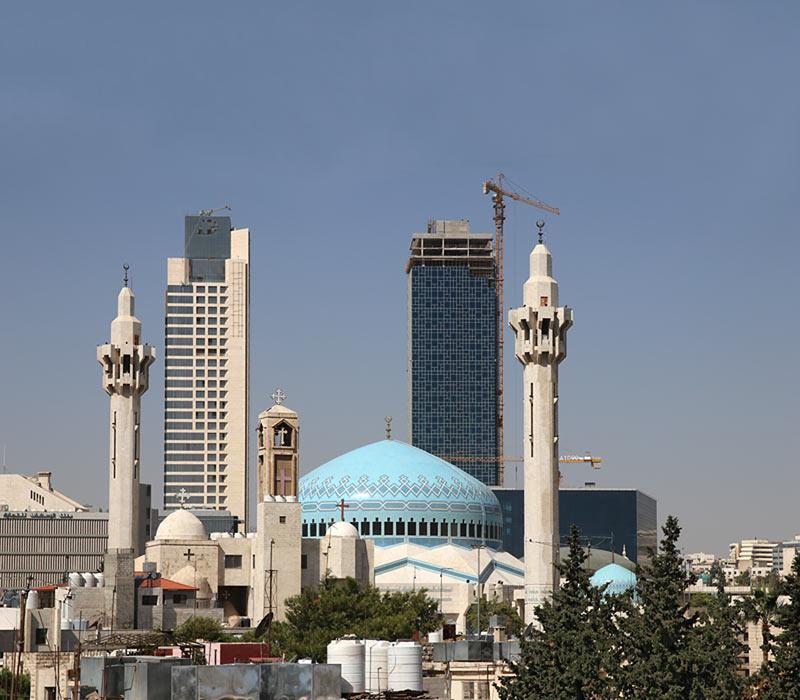 Mezquita del Rey Abdullah I