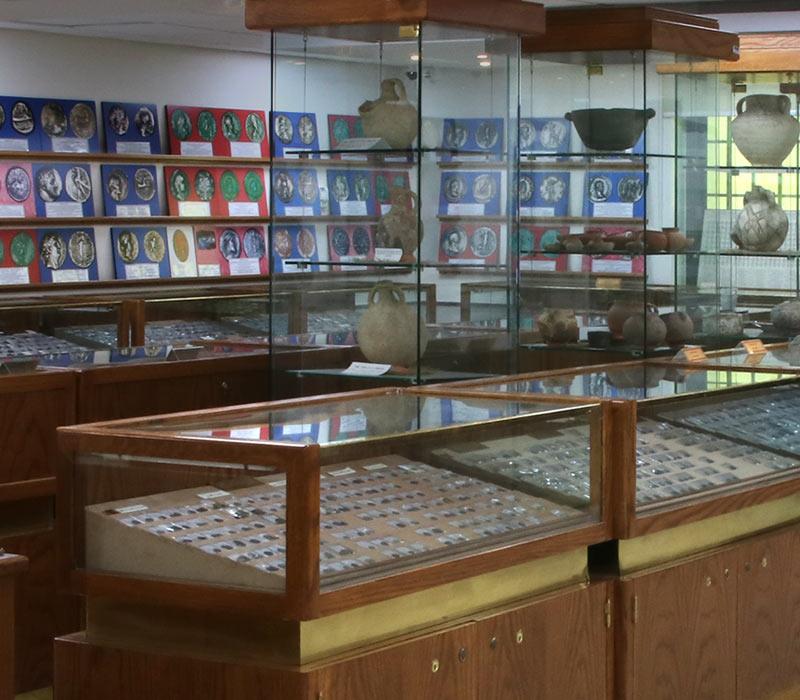 Numismatisches Museum der Jordan Ahli Bank