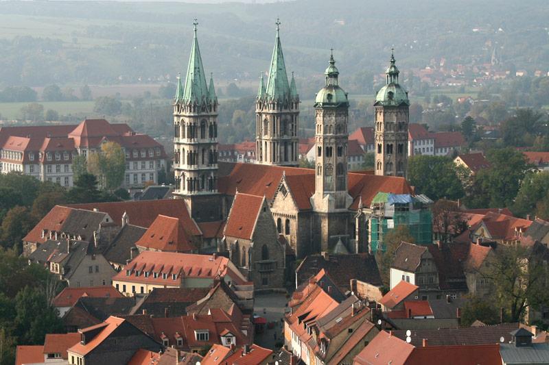 Catedral de Naumburgo / © Foto: Universes in Universe