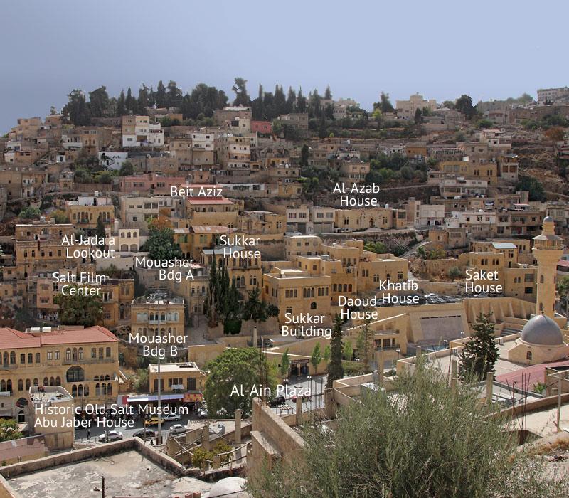 Trail 1: Jebel Jada'a