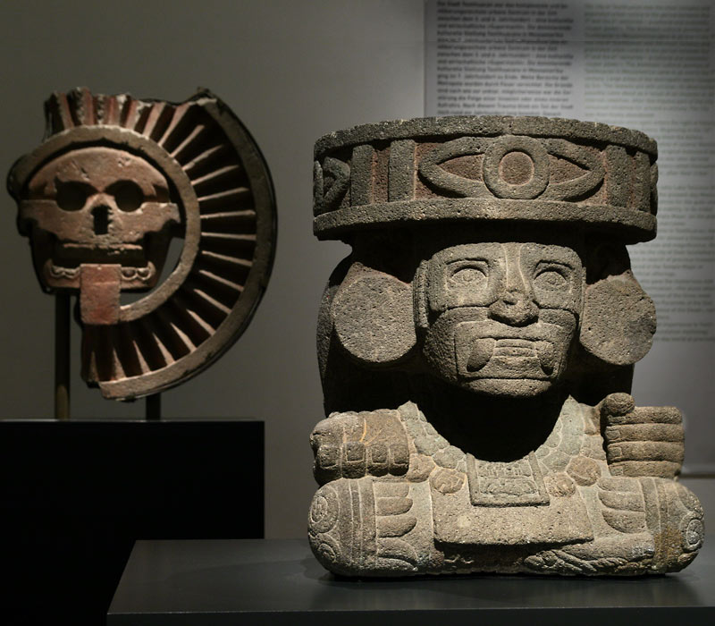 Mexico - Ancient Cultures