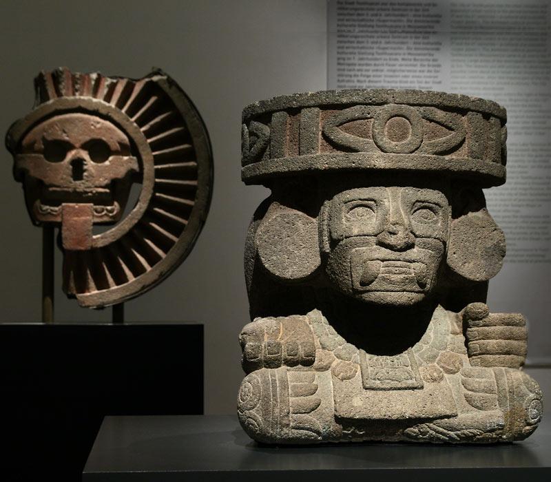 Mexiko - Alte Kulturen