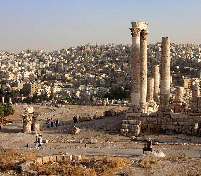 Zitadelle von Amman