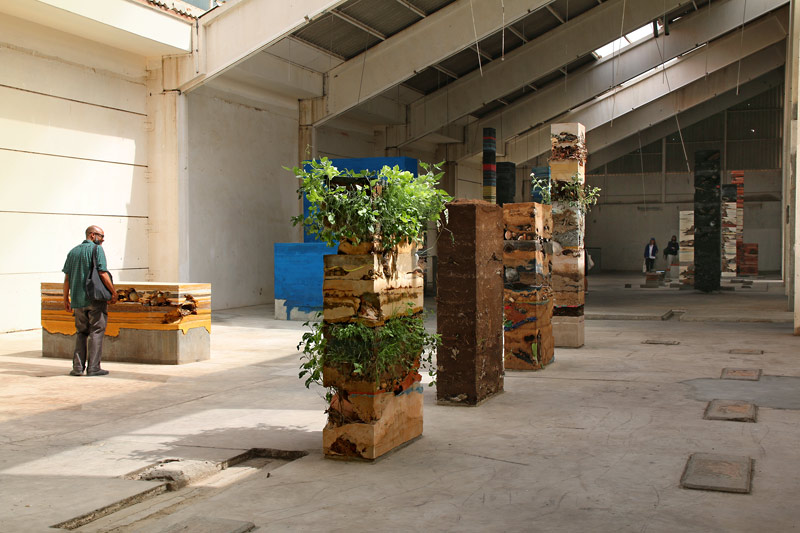 Sharjah Biennial 12. © Photo: Universes in Universe