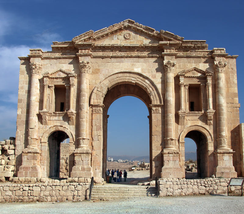 Jerash Tour - Part 1