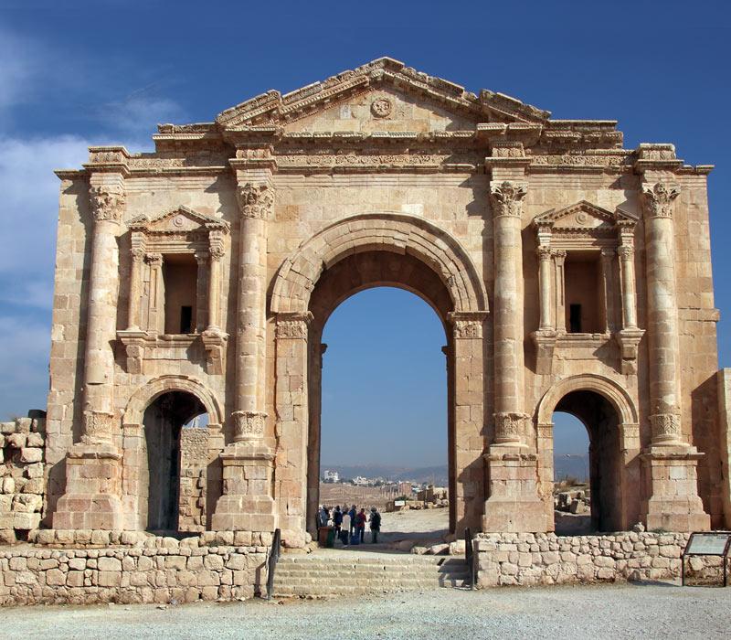 Tour Jerash - Parte 1