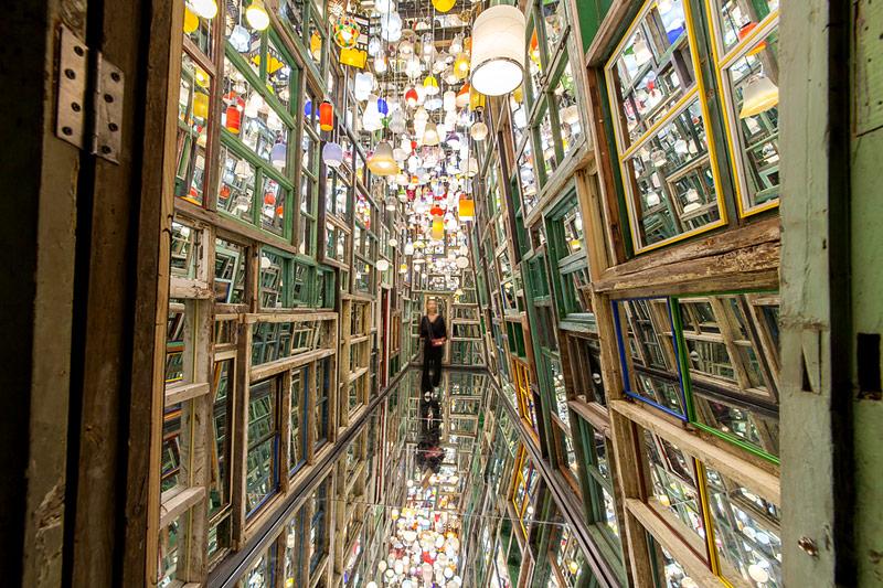 Yinchuan Biennale 2016 - Photo Tour