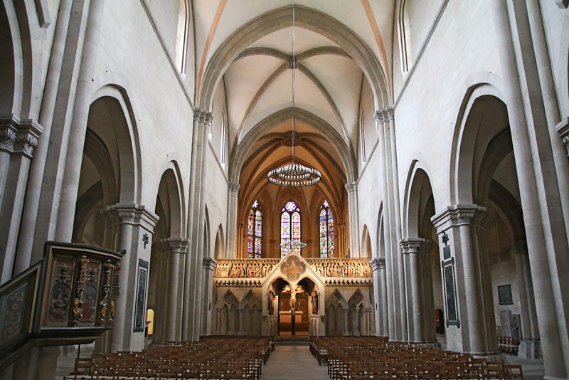 Naumburg Cathedral / © Photo: Universes in Universe
