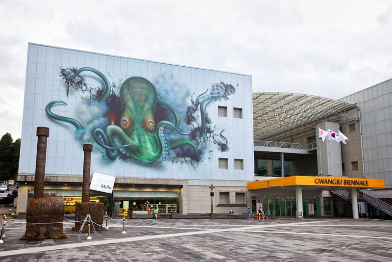 Bienal de Gwangju 2014 - Foto tour