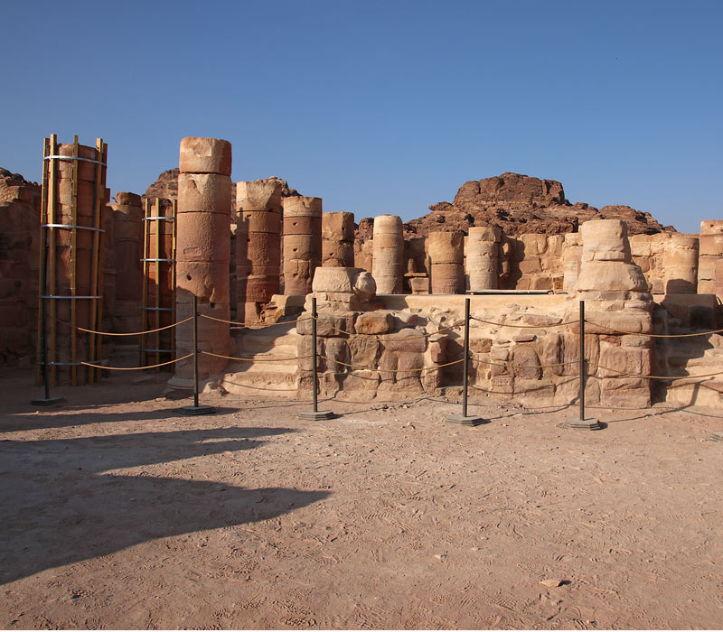 Temple of the Winged Lions