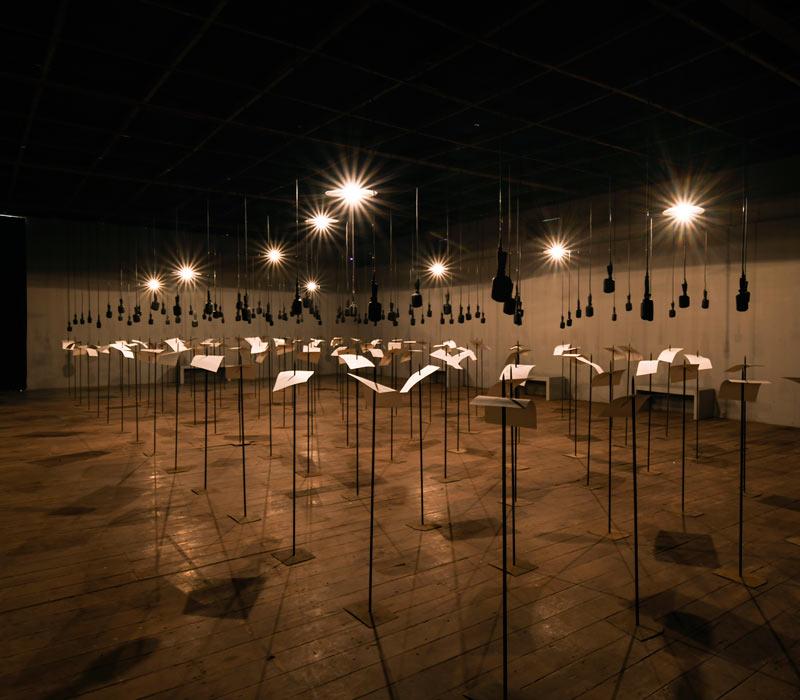 Bienal de Kochi-Muziris 2018