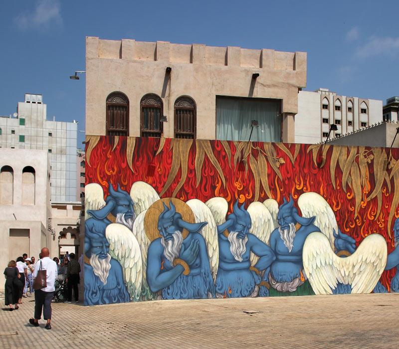 Sharjah Biennial 2019