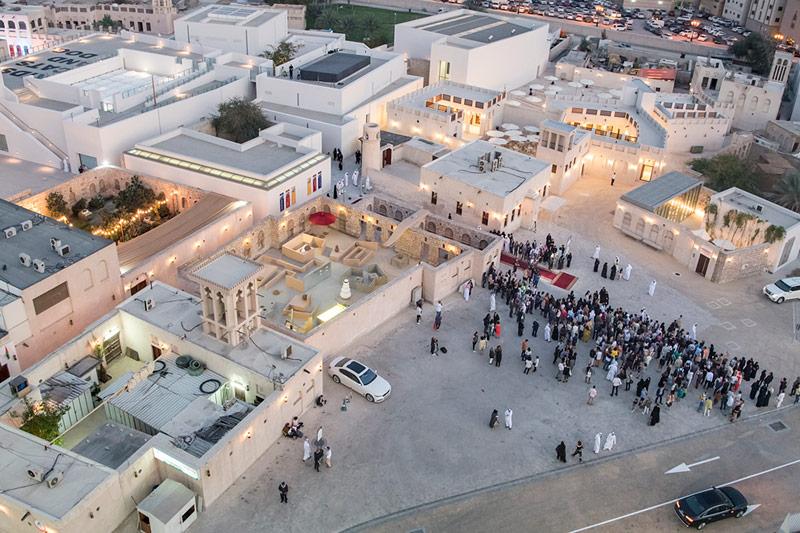 SB13 in Sharjah: Fototour
