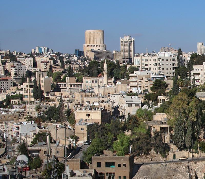 Amán - Art Destination Jordania