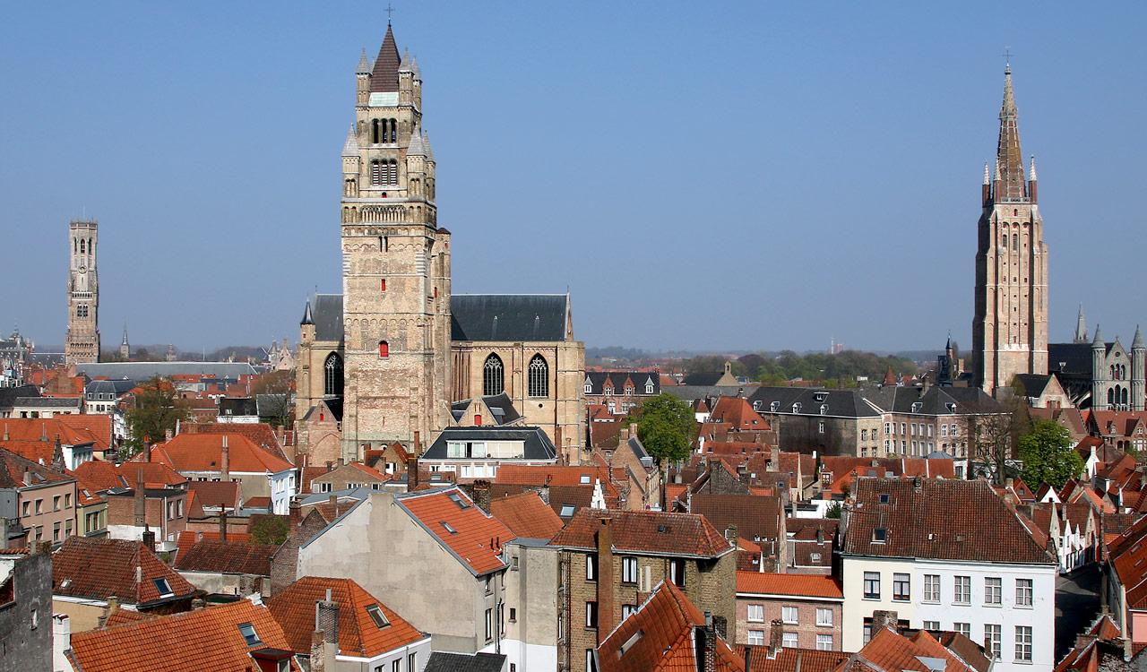 Triennale Brugge, Bruges