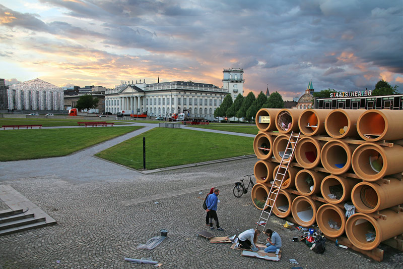 documenta 14 in Kassel