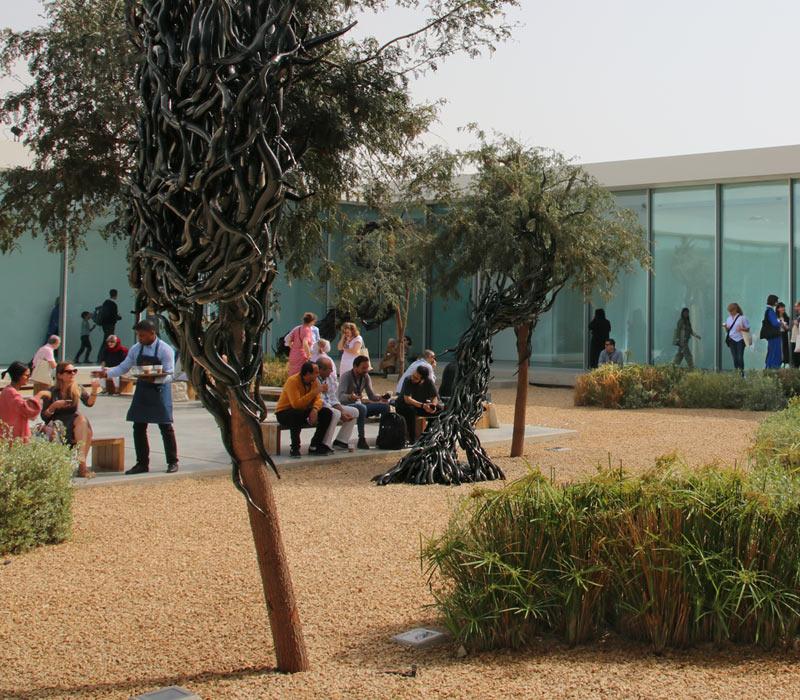 Sharjah Biennale 14