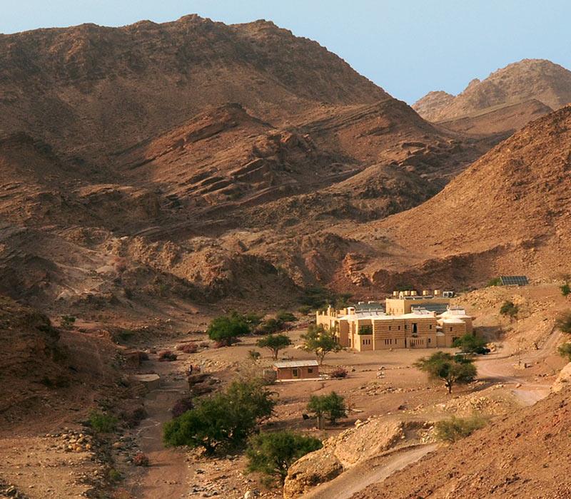 Wadi Faynan