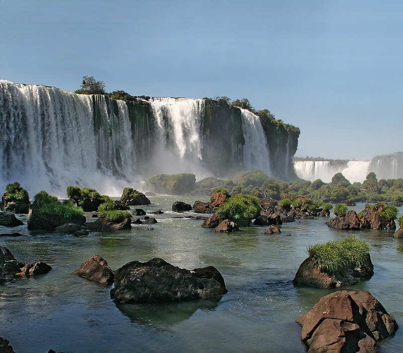 Iguazú Falls - Information & photo tour